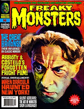 Freaky Monsters #04 (POD)
