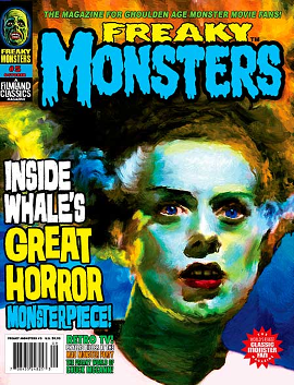 Freaky Monsters #05  (POD)