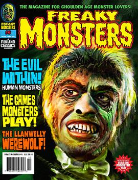 Freaky Monsters #06 (POD)