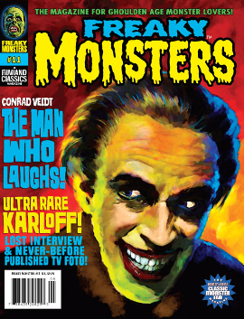 Freaky Monsters #11 (POD)