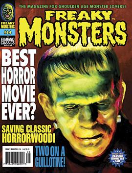 Freaky Monsters #14