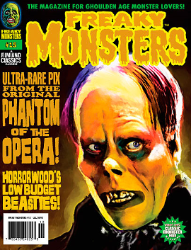 Freaky Monsters #15 (POD)