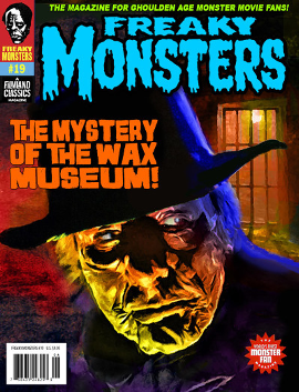 Freaky Monsters #19 (POD)