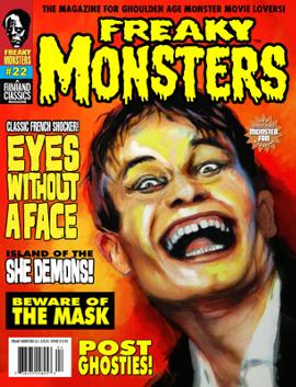 Freaky Monsters #22 (POD)
