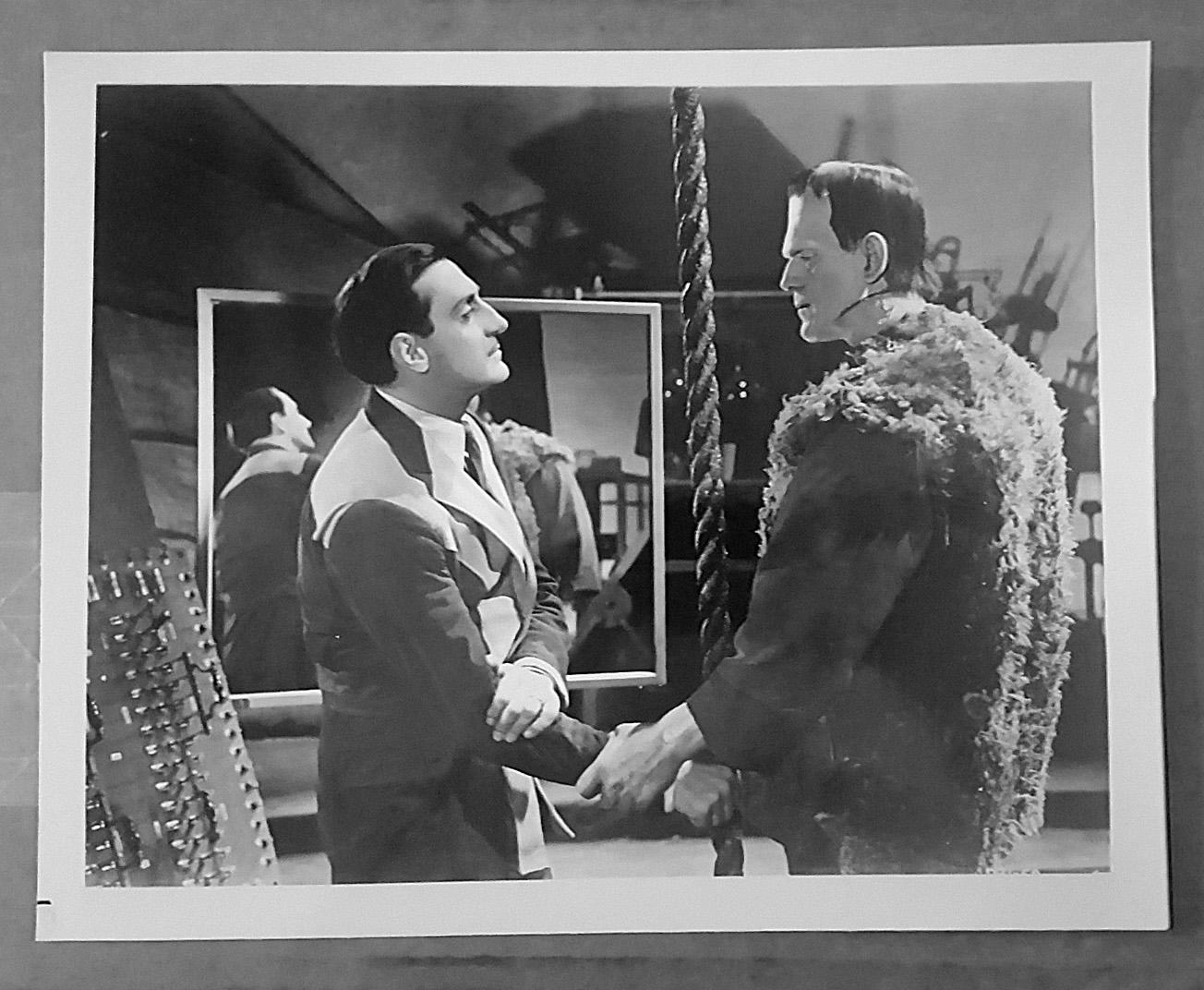 SON OF FRANKENSTEIN (1939) 8x10 Original File Photo 06