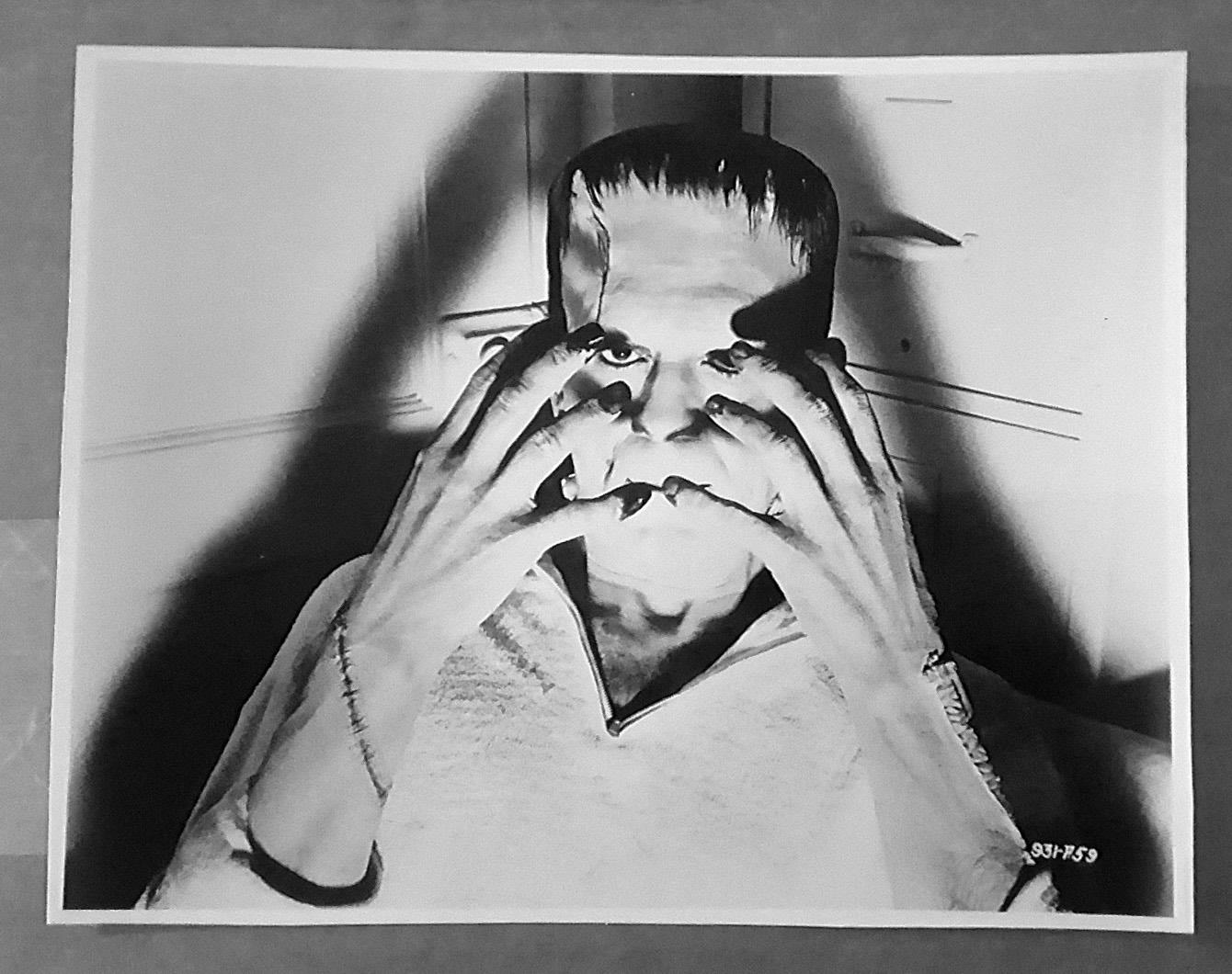 SON OF FRANKENSTEIN (1939) 8x10 Original File Photo 13