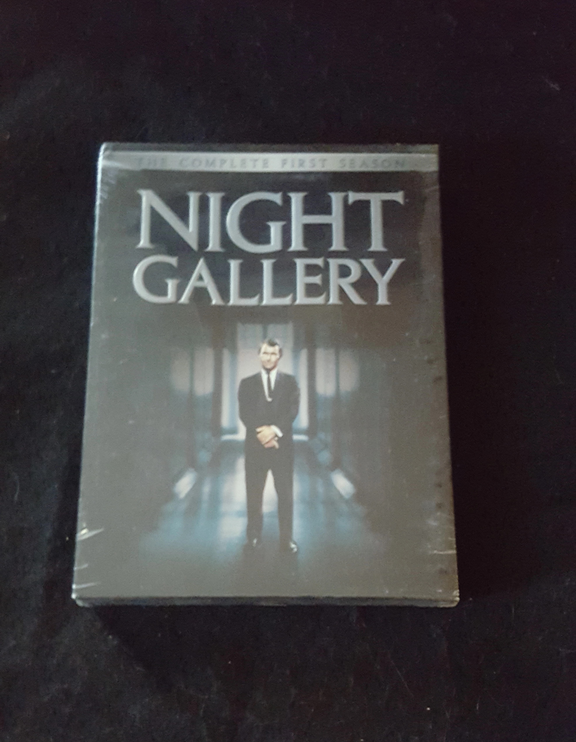 Complete NIGHT GALLERY season 1 boxed set