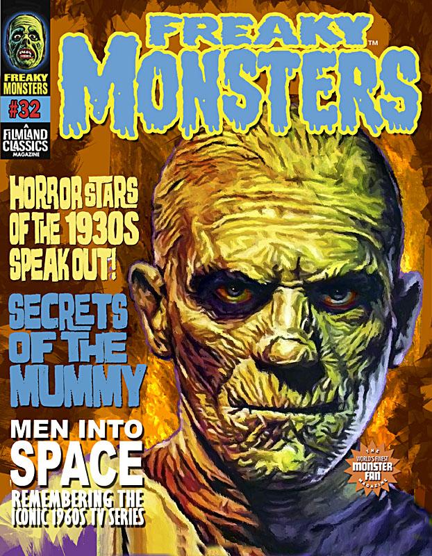 Freaky Monsters #32