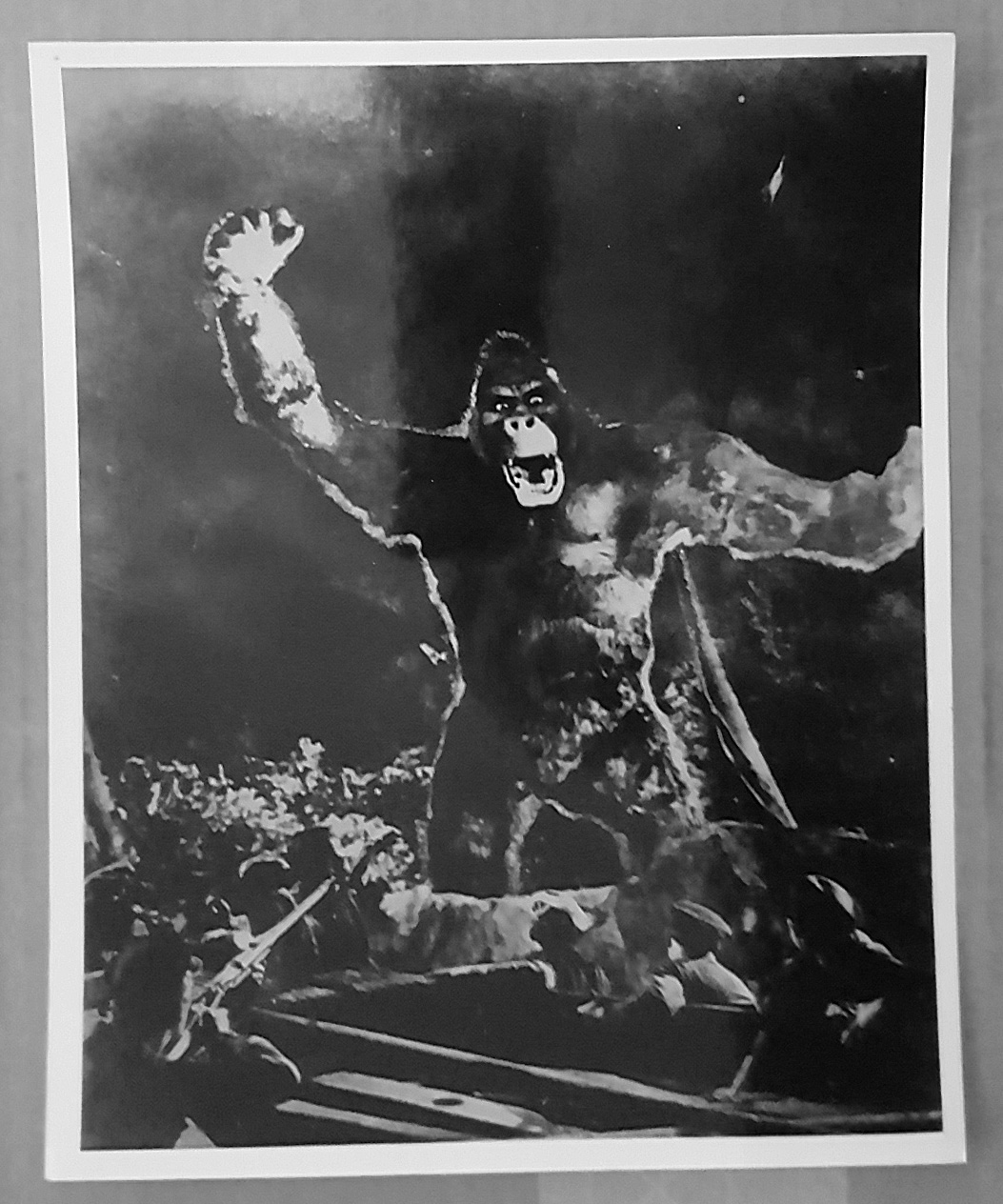 KING KONG (1933) 8x10 Original File Photo 997