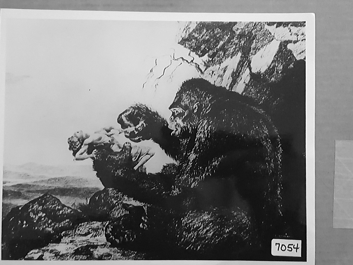 KING KONG (1933) 8x10 Original File Photo 51