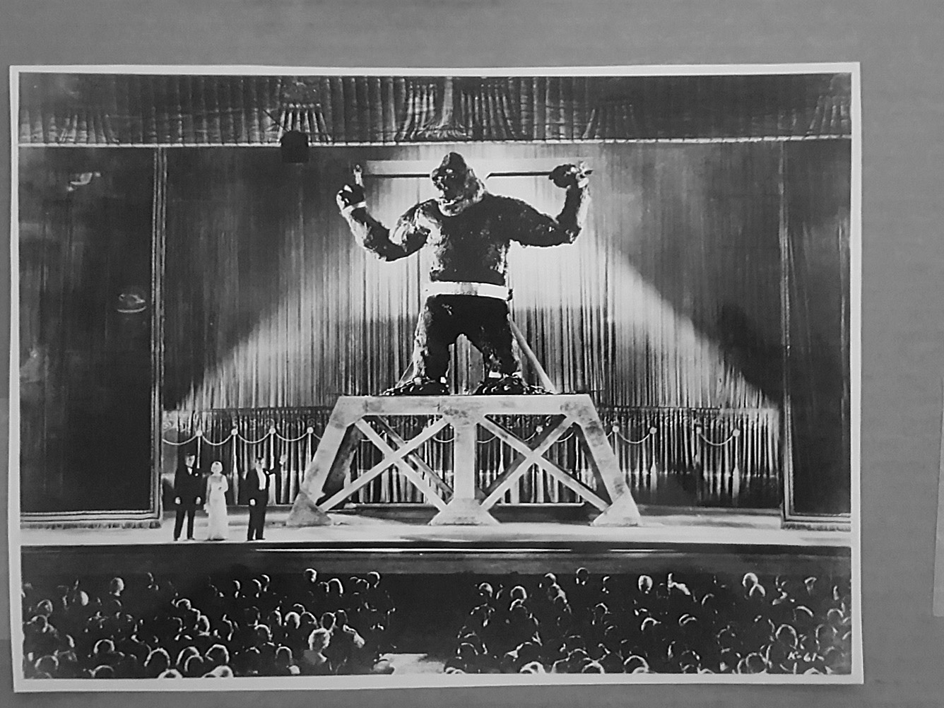 KING KONG (1933) 8x10 Original File Photo 81 (CLONE)