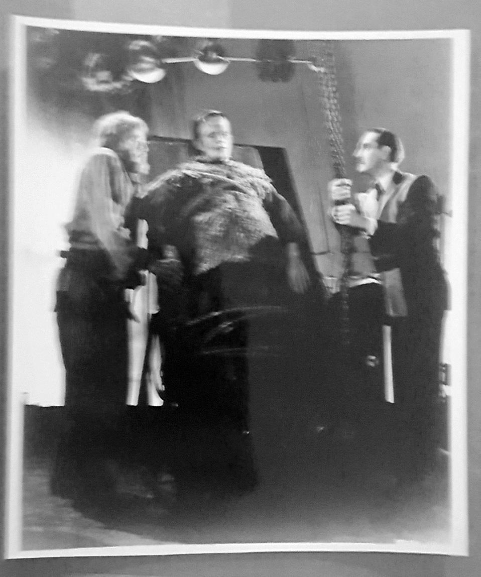 SON OF FRANKENSTEIN (1939) 8x10 Original File Photo 53