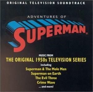 "MUSIC FROM ""THE ADVENTURES OF SUPERMAN"" AUDIO CD (Personal Collection of Ray Ferry)"