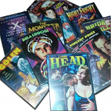 Classic Horror/Sci-Fi DVDs - Factory Issued - Only $1.99 each!