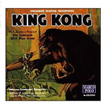 "MUSIC FROM ""KING KONG 1933"" AUDIO CD (Personal Collection of Ray Ferry)"
