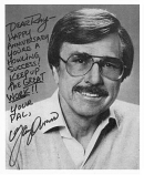 Original photo of GARY OWENS used in FMOF #221 - 40th Anniverscary Issue