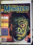 Famous Monsters of Filmland #238 Original Printers Proof