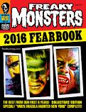 Freaky Monsters 2016 Fearbook (In Stock Now!)