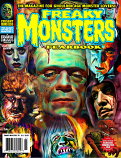 Freaky Monsters #17 (POD)