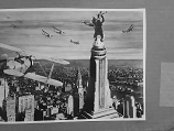 KING KONG (1933) 8x10 Original File Photo 87