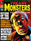 Freaky Monsters #25 (POD)