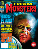 Freaky Monsters #02 - FREE SHIPPING! (POD)