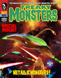 Freaky Monsters #34 -- Pre-Order w/ Bonus Cards & Free Shipping!